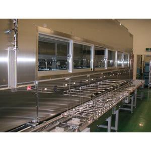 水系真空洗浄システム コンセプトWシリーズ